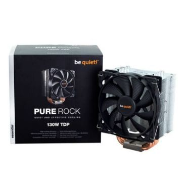 Be Quiet! BK009 Pure Rock Heatsink & Fan, Intel & AMD Sockets